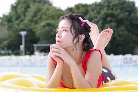水着 スリジエ:宙組 茜紬うた 画像 サキドルエースグランプリ グラビア5696