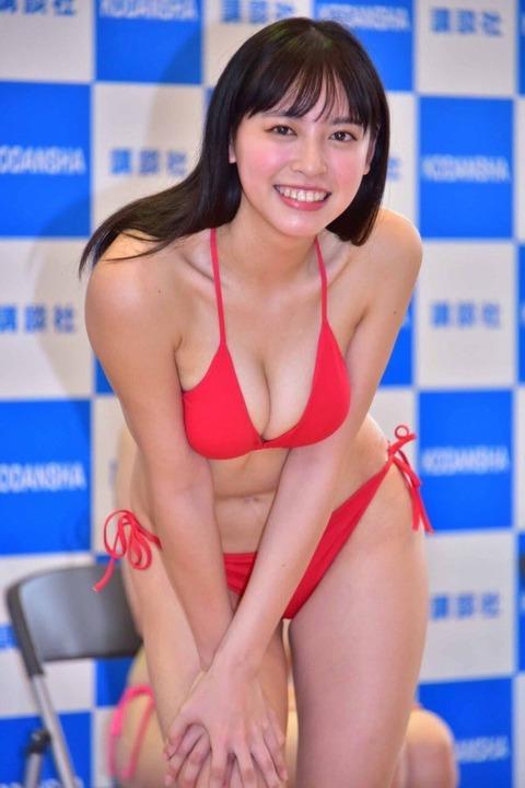 水着 PiiiiiiiN 大槻りこ 画像 ミスマガジン9680