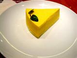 マンゴークリームチーズケーキ