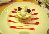 ベリークリームケーキ