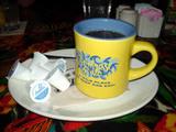 レインフォレストカフェのコーヒー