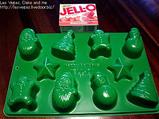 JELLO-Oの型とミックス