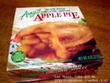 冷凍アップルパイ
