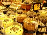 VONSのケーキ売り場