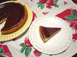バニラチーズケーキ
