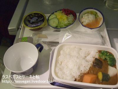JAL大人機内食