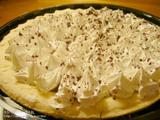 チョコレートクリームパイ