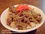 YOSHIDAYAで夕食