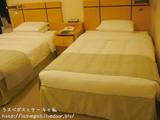 全日空ホテルクレメント高松ツインルーム