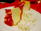 NYチーズケーキ♪