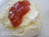 ザ・ペニンシュラ東京のクロテッドクリーム