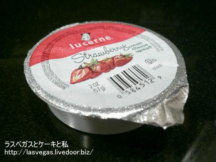 ストロベリークリームチーズ