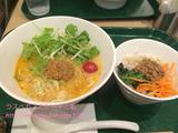 T's たんたん東京駅京葉ストリート店でヴィーガンたんたん麺