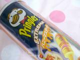 プリングルスのハニーマスタード味