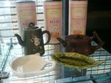 ベリーフレバーの紅茶