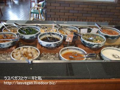 和食のコーナー
