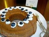 モカロールケーキ