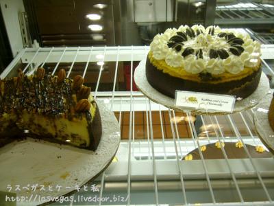 カルア&クリームチーズケーキ