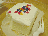 ミッキースプリンクルケーキ