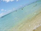 ビーチだビーチだーー