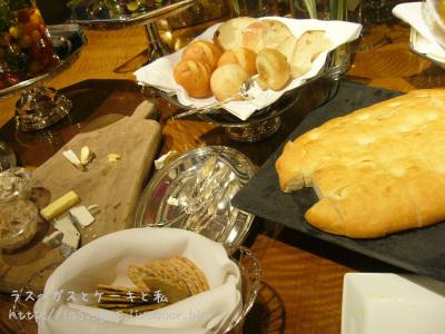 チーズ&パン