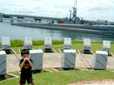 潜水艦と甥