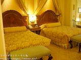 ベネチアン新館ベッドルーム