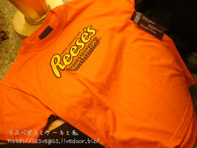 Reese'sTシャツ