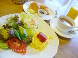 ディナー&朝食@トヨタ白川郷自然学校
