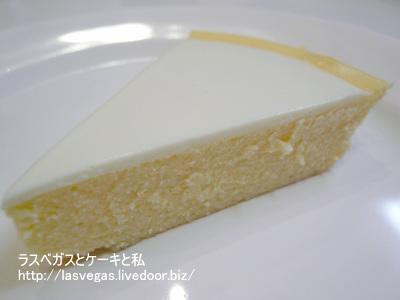 なめらかチーズケーキ