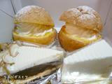 洋菓子舗ウエストのケーキ