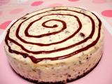 オレオチーズケーキ