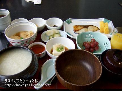 弁慶の朝食