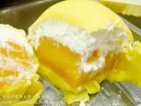 満記甜品のウマウママンゴークレープ巻