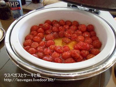 トマトのハーブソテー