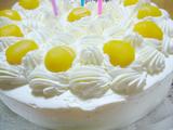 いとこバースデーケーキ