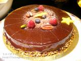 見た目はおいしそうなケーキ