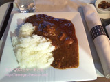 JALビジネスクラス機内食・軽食編