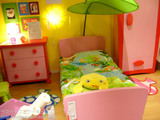 IKEA女の子部屋