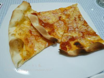 食べ放題ピザ