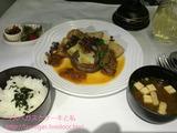 ANA 成田-サンノゼ線ビジネスクラス機内食