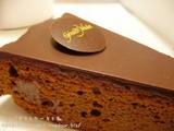 ジェラール・ミュロのケーキ