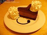 ゴディバチョコレートチーズケーキ