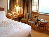 新羅ホテル スーペリアルーム