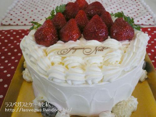 2011年クリスマスケーキ