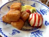 箱根富士屋ホテル一泊旅行・ラウンジオーキッドでお茶
