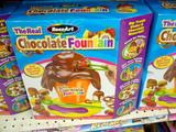 チョコレートどろどろどろどろ