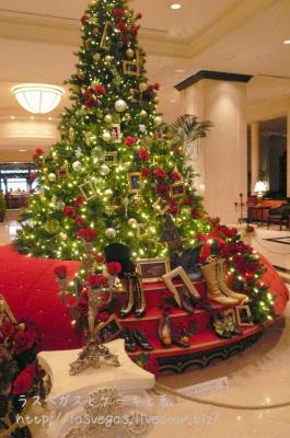 ファントムなクリスマスツリー