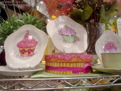 カップケーキのお皿