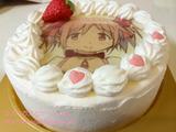 まどかケーキ&龍ヶ嬢七々々ケーキ